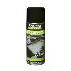 Olejek silikonowy, spray 400 ml, ProTech Guns