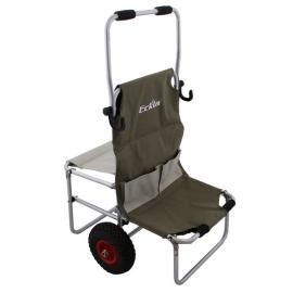 Wózek transportowy Eckla Multi Rolly + listwa