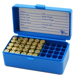 Pudełko Dillon na 50 szt. amunicji .223rem