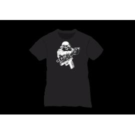 Koszulka męska CZ P-09