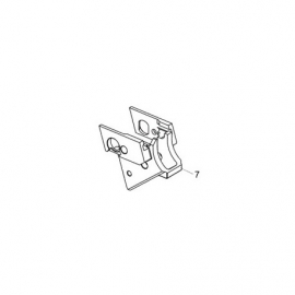Blok tylny CZ P-07, CZ P-09