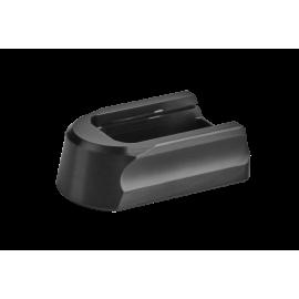 Aluminiowa stopka magazynka 19 nb CZ 75 SP-01, Shadow 2, bez lejka