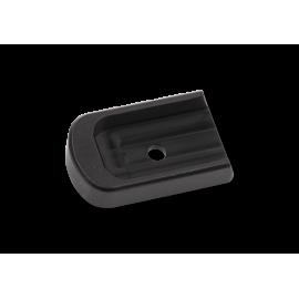 Aluminiowa stopka magazynka 18 nb CZ 75, SP-01, do lejka