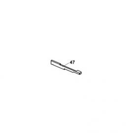 Ejector (wyrzutnik) CZ 75 Kadet