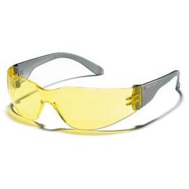 Okulary ZEKLER 30 żółte, oprawki szare