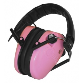 Ochronniki słuchu E-Max, Caldwell, różowe