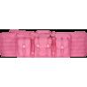 Torba na broń, różowa