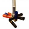 Teleskopowy magnes do łusek strzelbowych