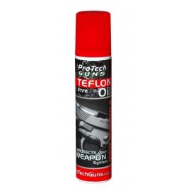 Olejek PTFE,  teflonowy spray 100 ml, ProTech Guns